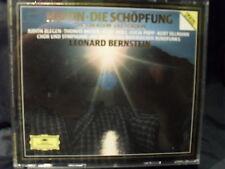 Haydn - Die Schöpfung  -Blegen/Moser/Moll/Popp/Ollmann/Leonard Bernstein/S-O BR