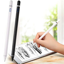 for iPad Stylus Pen Drawing Capacitive Active Touch Screen Rechargeable