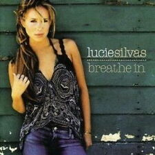CD Album Lucie Silvas Breathe In (Don`t Look Back, Forget Me Not) 2004 Mercury