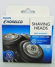 Philips Norelco Replacement Head for Series 5000 Shavers, SH50/52 - *NIB*