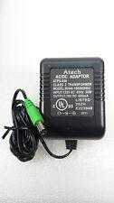 Atech, ATPS-036, AC/DC Class 2 Transformer Adapter, 18VDC out, 600mA (359)
