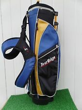 NEW LIGHTWEIGHT TOUR EDGE KIDS CARRY / STAND GOLF BAG 31.5 INCHES