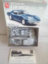 AMT 1970 CHEVROLET CORVETTE LT-1 / ZR-1 - MODEL KIT SEALED CONTENTS BUILD 2 WAYS