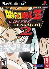 Dragon Ball Z: Budokai Tenkaichi 2 - Playstation 2 Game
