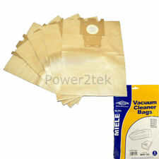 5 x Type G & H Vacuum Cleaner Bags for Miele S5210 Hoover UK
