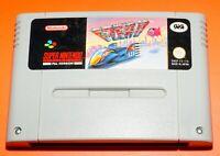 F-Zero Videogame Games Gioco VideoGioco per Console Nintendo Super Nes Snes Used