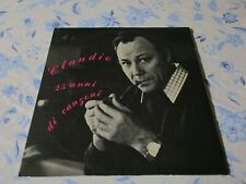 Claudio Villa 25 Anni Di Canzoni Import Vinyl Record Italy