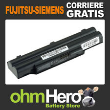 Batteria POTENZIATA 10.8-11.1V 5200mAh per fujitsu-siemens LifeBook A530