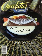 1989 (March) Chocolatier Magazine