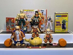Popy 2004 Magnet Action Dragon Ball Loose 3 Inch Figures + Adverge Child Piccolo