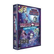 Monster High : hanté / la grande barriere de frayeurs DVD NEUF