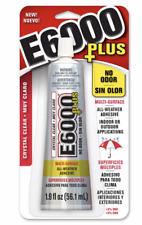 E6000 Plus No Odor 1.9 oz Adhesive Permanent Glue Rhinestone Crystal Clear