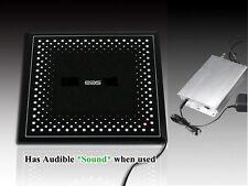 """Nice Glass Top Eas Rf 8.2Mhz Soft Label Alarm Harmonizer with """" Sound """" - 110V"""