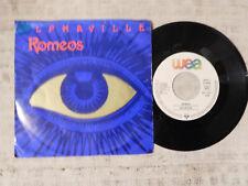 Alphaville – Romeos / Headlines - 45 giri