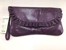 NWT Steve Madden Wristlet Wallet Clutch Purple bag