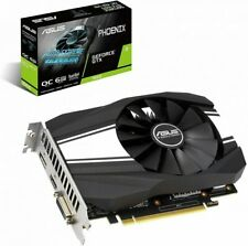 ASUS GeForce GTX 1660 Overclocked 6GB Phoenix Fan Edition HDMI DP DVI Graphics