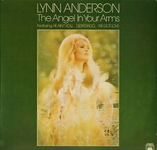 LYNN ANDERSON the angel in your arms 82294 A1/B1 1st uk cbs 1978 LP PS EX+/EX