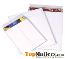100 - 9x11.5 RIGID PHOTO MAILERS ENVELOPES STAY FLATS