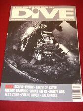 BSAC - DIVE MAGAZINE - POLICE DIVER - INSIDE SCAPA - Dec 2001