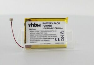 VHBW PDA Battery for Palm m550 - Tungsten T/T2/T3/T5 (WC48337) (pp)