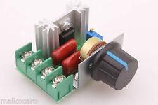 Regolatore velocità motore 220V AC - speed control voltage regulator motor 2000W