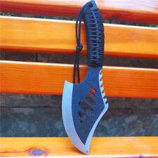 TACTICAL AXE TOMAHAWK ARMY OUTDOOR HUNTING CAMPING SURVIVAL MACHETE HATCHET POCK