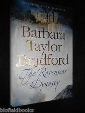 SIGNED; BARBARA TAYLOR BRADFORD - The Ravenscar Dynasty - 2006-1st, Hardcover