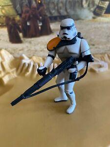 Star Wars POTF Sandtrooper 1996 Action Figure Hasbro Kenner 141
