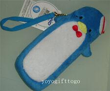 2012 Sanrio Tuxedosam Penguin Pencil bag Case Plush Pouch Bag