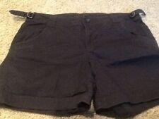 Womens Athleta Size 12 Navy Blue Shorts