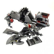 1 x Lego System Teile Set Modell Star Wars Clone Wars 7675 AT-TE Walker grau dun