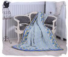 Couvre-lit style maison de campagne Plaid shabby chic Couvre-lit Plaid Quilt
