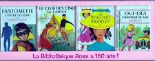 Neuf :: Coffret mini Bibliothèque Rose: 150 ans ! oui-oui, Fantômette, Club Cinq