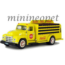 MCC 450055 COCA COLA COKE 1955 DIAMOND T BOTTLE DELIVERY TRUCK 1/50 YELLOW