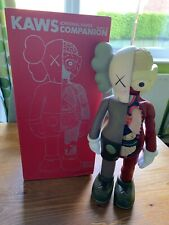Kaws Original Fake Dissected Red Companion Replica Figure 37cm Boxed!