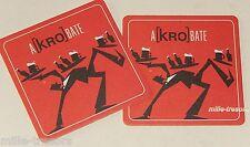 SOUS-BOCK Série Collector KRONEMBOURG : Modèle A KRO BATE Serveur 2  - 2 ex