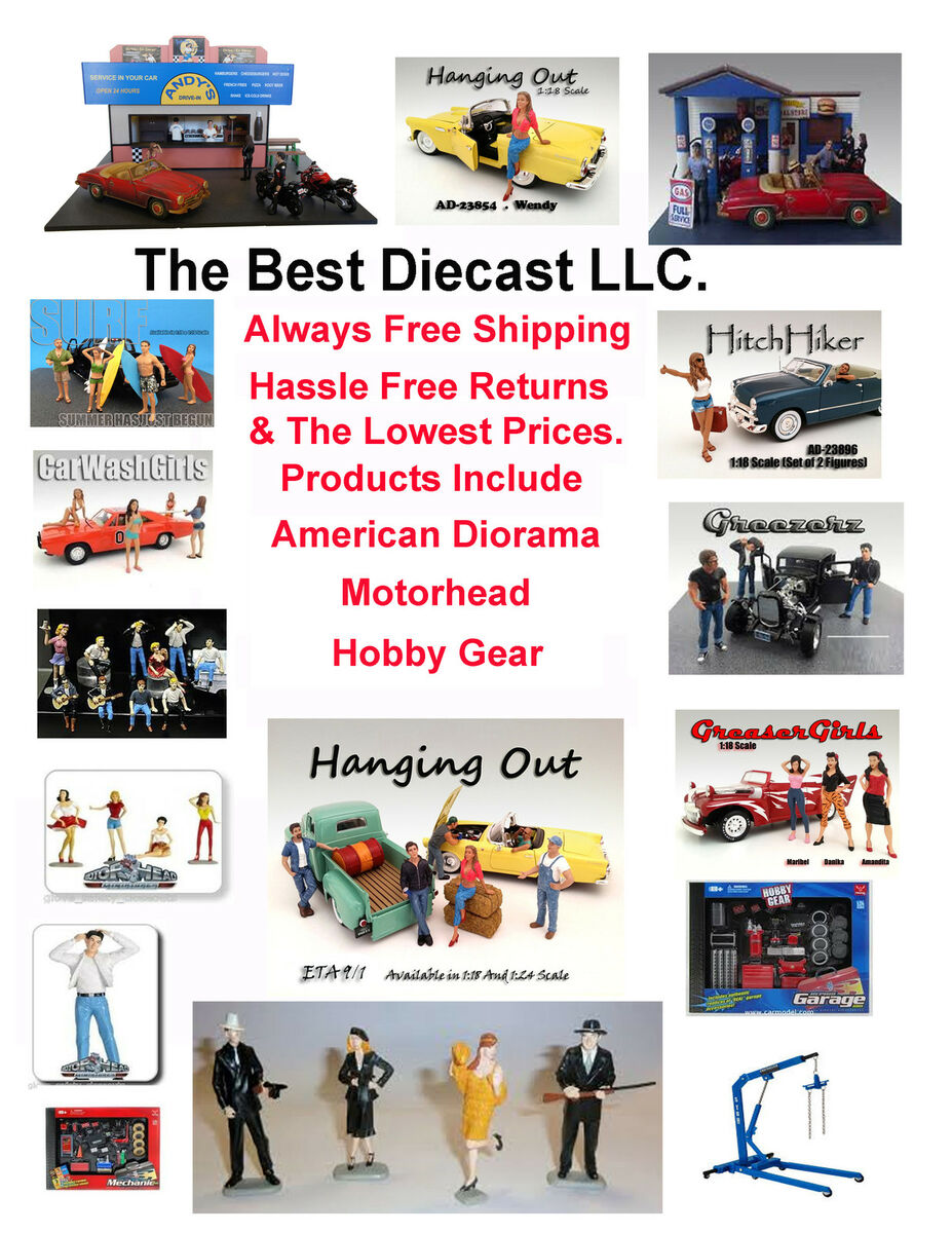 The Best Diecast LLC.