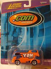 Johnny Lightning 1/64 .com Y2K The Millenium Bus