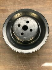 1973 1974 FORD MERCURY MAVERICK COMET 2 GROOVE WATER PUMP PULLEY ORIGINAL 220