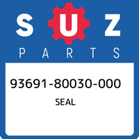 93691-80030-000 Suzuki Seal 9369180030000, New Genuine OEM Part