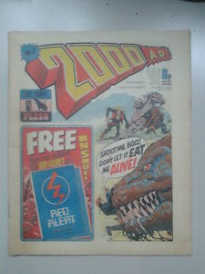 2000 A.D. # 3 (IPC Magazines, 1977)