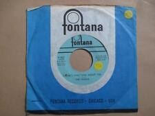 The Troggs, You can cry if you want to, rare US press