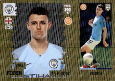 Panini FIFA365 2019 - Sticker 468 a/b - Phil Foden - Inspirations