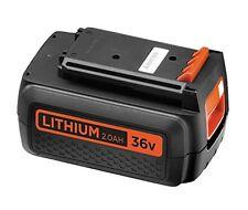 Black + Decker 36V 2.0Ah Lithium-Ionen Ersatzakku Werkzeug Zubehor Original