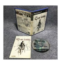 CHAOS LEGION SONY PLAYSTATION 2 PS2