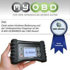 Duonix X-900 Diagnose Für VW Audi Seat Skoda Mercedes BMW Opel Fiat Alfa Lancia
