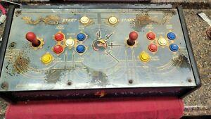 Used Control Panel for Mortal Kombat 4 Video Arcade Game. Atlanta   (#42)