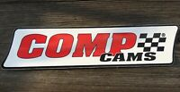 "COMP CAMS Decal-Drag Racing Decal-NHRA-Nascar Bumper-Man Cave-Lg. Sticker 12""x3"""