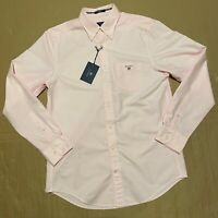 Men's BNWT GANT Button Down Regular Fit Oxford Shirt RRP £85 Size M
