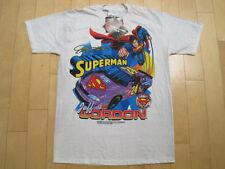Never Worn! 90s vtg Jeff Gordon superman Nascar T Shirt medium